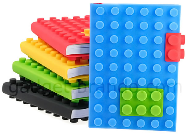 lego scheduler pads Bricks Scheduler will keep you organised through 2011/2012 perhaps 2013 too