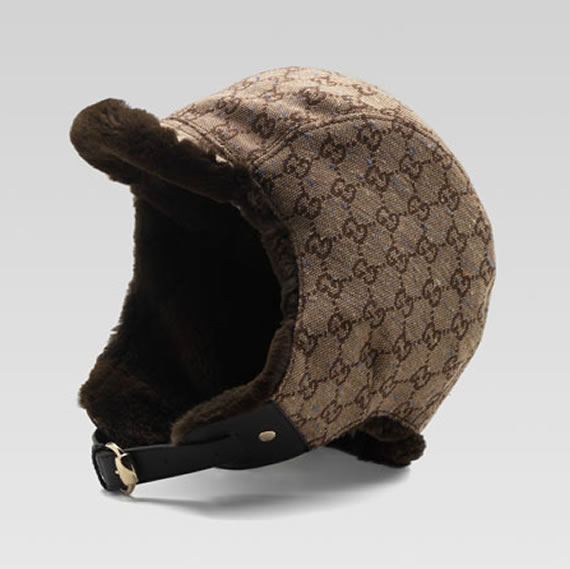 Gucci Aviator Hat Gucci Aviator Hat has a vintage charm
