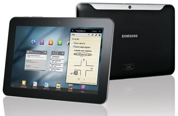 Samsung Galaxy 10,1 запустят в продажу 8 июня!