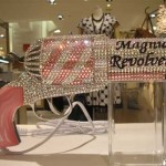 Swarovski Crystal Bling pistol hair dryer 2 150x150 Mind blowing: Swarovski Crystal Bling pistol hair dryer