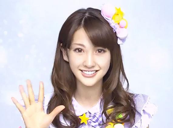 В Японии создали виртуального поп-идола