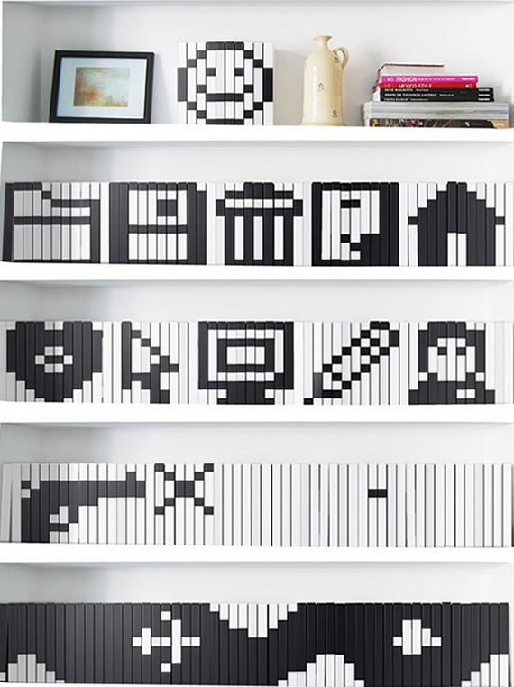 Book Shelves Igor Udushlivy gives your Book Shelves a Super Makeover