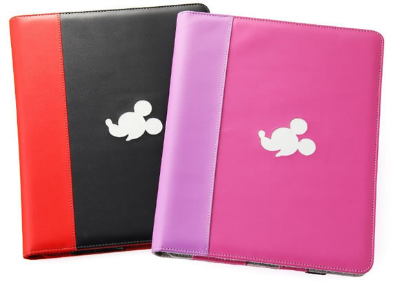 Disney Leather Jacket for iPad2 Disney Leather Jacket For iPad 2 features Mickey Mouse