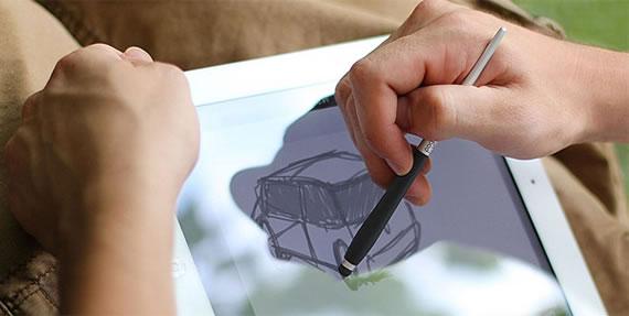 Рисуй профессионально с новым стилусом для iPad