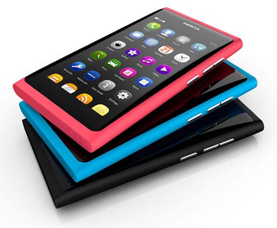 Смартфон Nokia N9 бережет природу