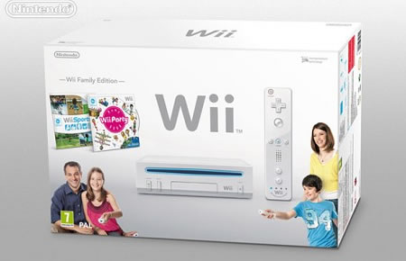 new nintendo Wii Uk 1 New Nintendo Wii making its way before Christmas in UK