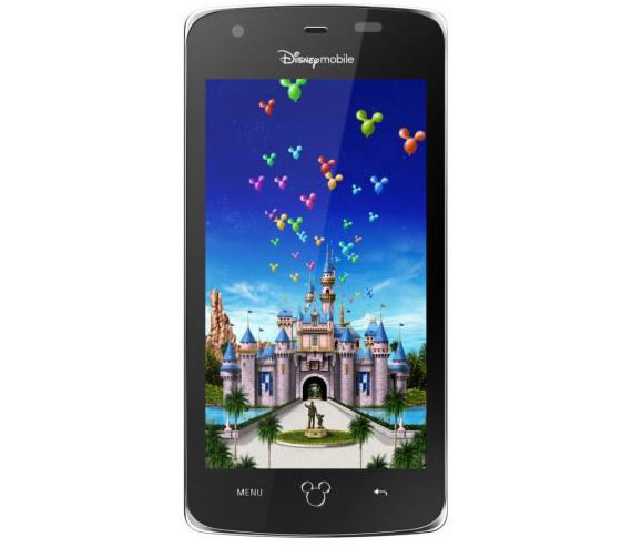 Disney запускает телефоны на Android