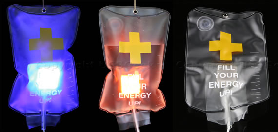 USB Drip LED Light 1 USB Drip LED Light brings the hospital to you