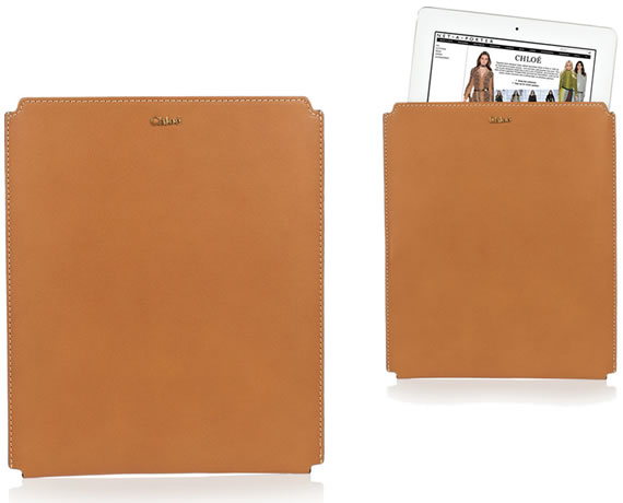 Chloé High Tech iPad sleeve 1 Chloé High Tech iPad sleeve looks haute and chic