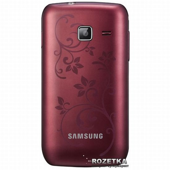 Samsung Wave S5380 Y серии La Fleur для милых дам