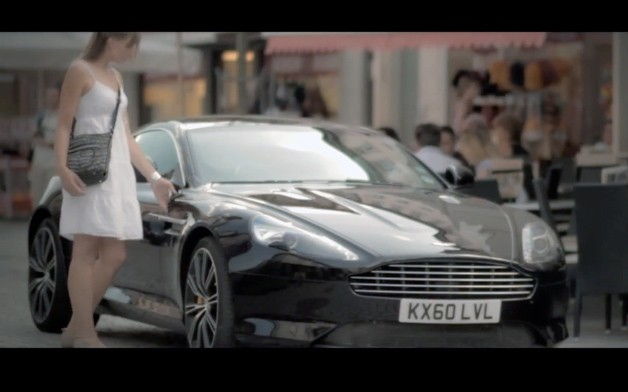 women love aston martin Aston Martin unveils its love for women and vice versa