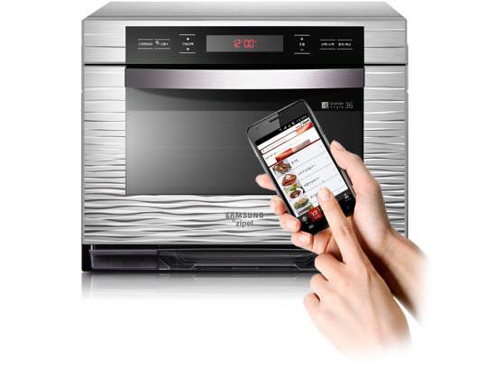 Управляйте духовкой с помощью своего телефона