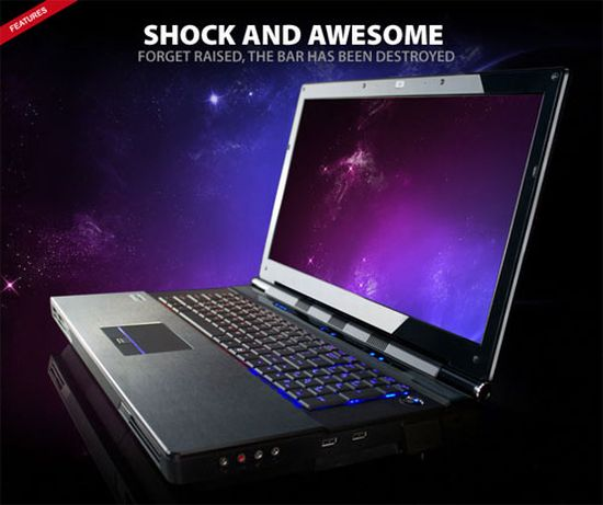 laptop gamers Origin PC's new gaming laptop EON17 X is worlds most powerful laptop