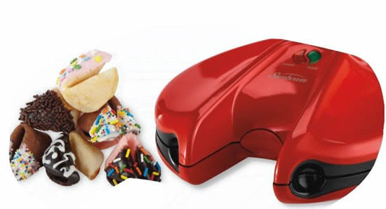 fortune cookie maker Take the Fortune Cookie Maker for a whiff of a pleasant future