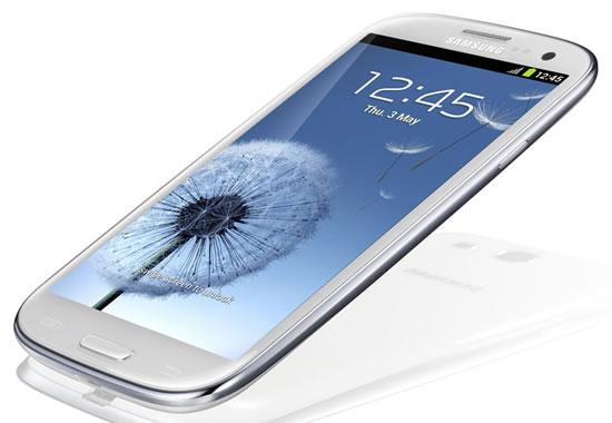 Samsung Galaxy S III - смартфон нового поколения!