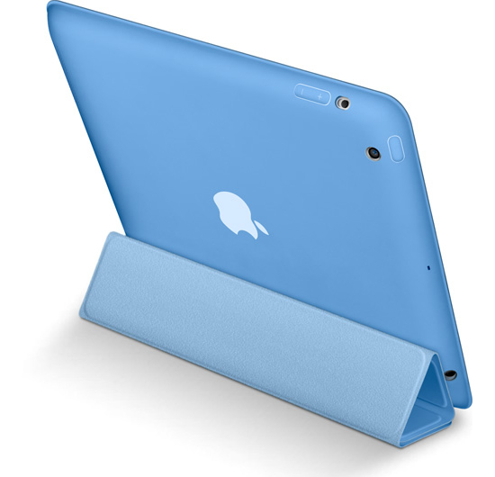 Apple IPad Smart Case 7 Apple releases new iPad Smart Case which offers both front and back protection