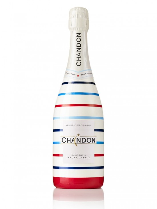 Chandon Summer Bottle 1 550x733 Chandon unveils Limited Edition Summer Designs to celebrate its American Heritage