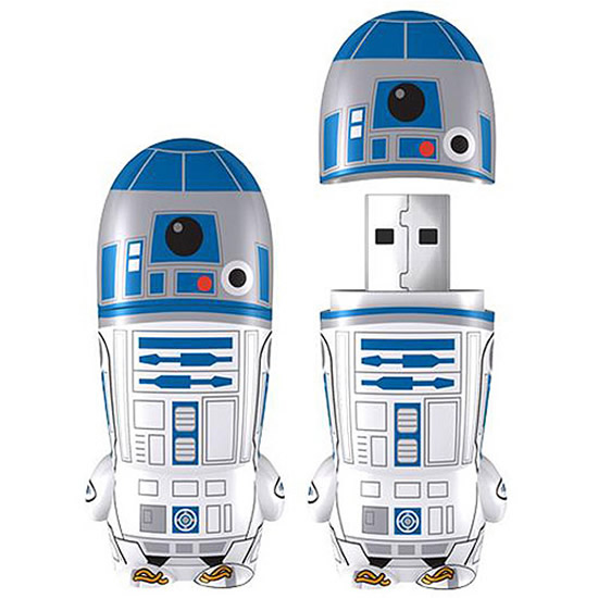 r2 d2 mimobot 2 The R2 D2 MIMOBOT USB Flash Drive