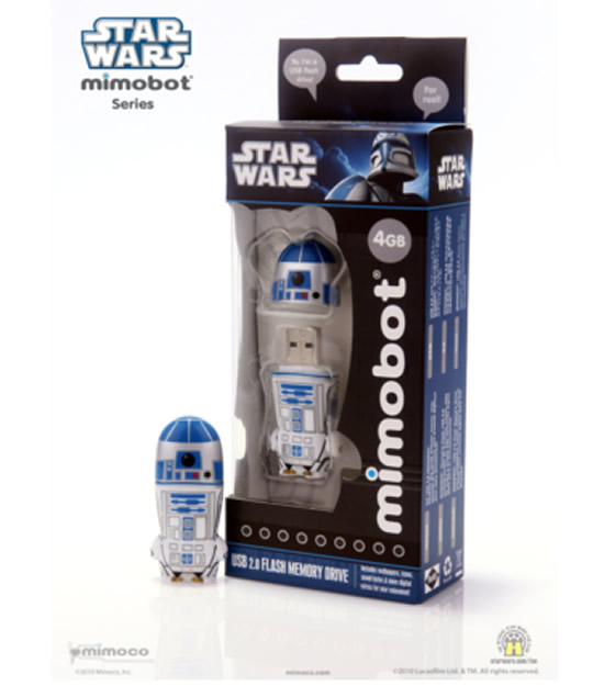 r2 d2 mimobot usb 4 The R2 D2 MIMOBOT USB Flash Drive