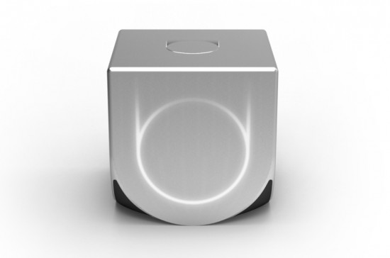 ouya 550x364 New kid in the block: Ouya Hackable Android Game Console