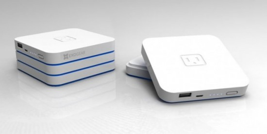 stackable battery pack 550x276 World's first stackable battery powers your iDevices when you're away from the mains