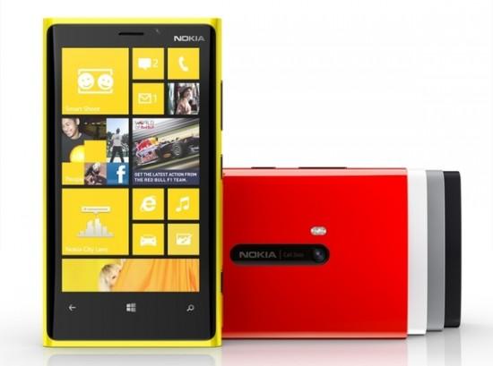 Встречаем новинки Nokia Lumia 920 и Lumia 820!