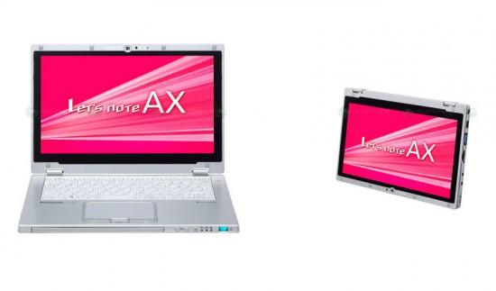 Ноутбук-трансформер от Panasonic