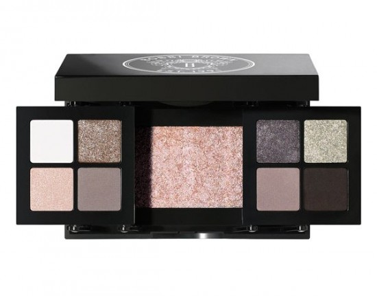 bobbi brown caviar oyster makeup 550x431 Bobbi Brown Caviar & Oyster Collection for a stunning holiday season