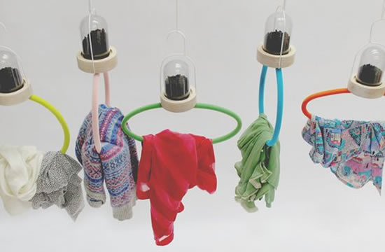 cloth hanger Bye Bye Laundry Clothes Hanger = Clean Clothes – Water Wastage