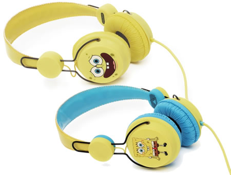 Coloud SpongeBob SquarePants Headphones Groove with the latest Coloud SpongeBob SquarePants Headphones