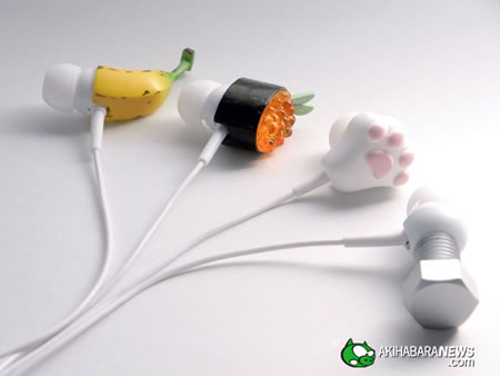 Crazy Earphones Solid Alliances New Crazy Earphones  are wacky