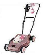 Hello Kitty Landmower Hello Kitty Landmower is so cute