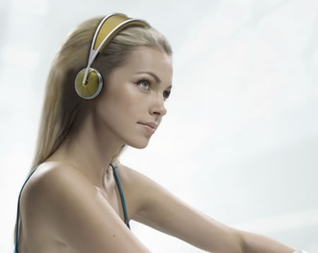 Vestalife Headphones Vestalife brings Fashion friendly headphones for women!