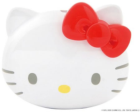 hello kitty mp3 player 1 Hello Kitty MP3 player will rock your world
