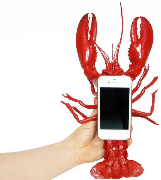 lobster case 2 Lobster iPhone Case: For Seafood Lovers!