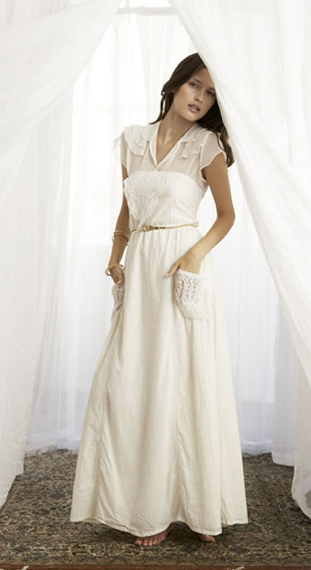 bridal dresses with pockets pretty and practical gizmodiva