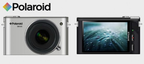 polaroid camera 550x246 Coming Soon: The Polaroid Mirrorless Android Camera