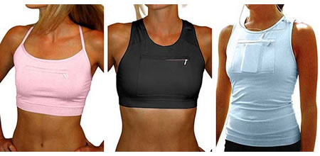 power pouch sports bra Power Pouch Sports Bra for fitness freaks