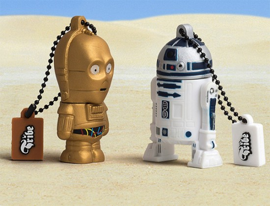 star wars tribe flash drives 2 550x419 Tribe launches Star Wars Flash Drives
