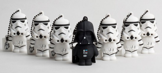 star wars tribe flash drives 4 550x250 Tribe launches Star Wars Flash Drives