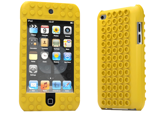 tinkerbrick case 18 The TinkerBrick Case turns your iDevice into a Lego block