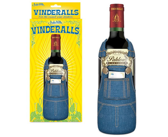 vinderalls 1 The Vinderalls: Overalls For Your Wine