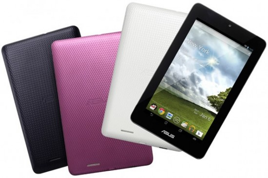asus memo pad 1 550x364 The new Asus MeMO Pad ME172V unveiled