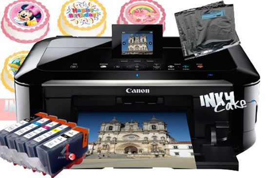 canon edible images printer kit 11 Incredible   All in One Canon Edible Images Printer Kit C3