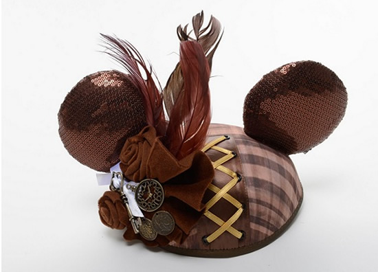 "disney couture ear hats 1 Disney Celebrates ""Year Of The Ear"" with Couture Ear Hats"