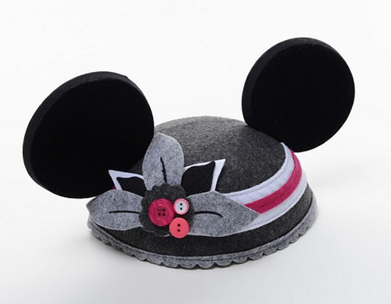 "disney couture ear hats 4 Disney Celebrates ""Year Of The Ear"" with Couture Ear Hats"