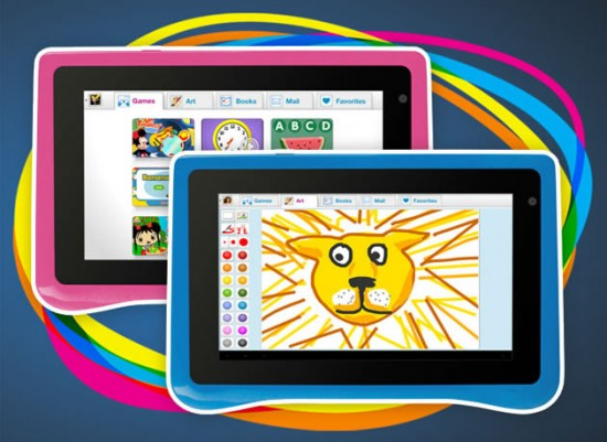 funtab 1 550x401 Coming Soon: Ematic FunTab Tablets For Kids