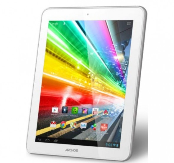 Archos выпустил бюджетные планшеты на Android 4,1 Jelly Bean