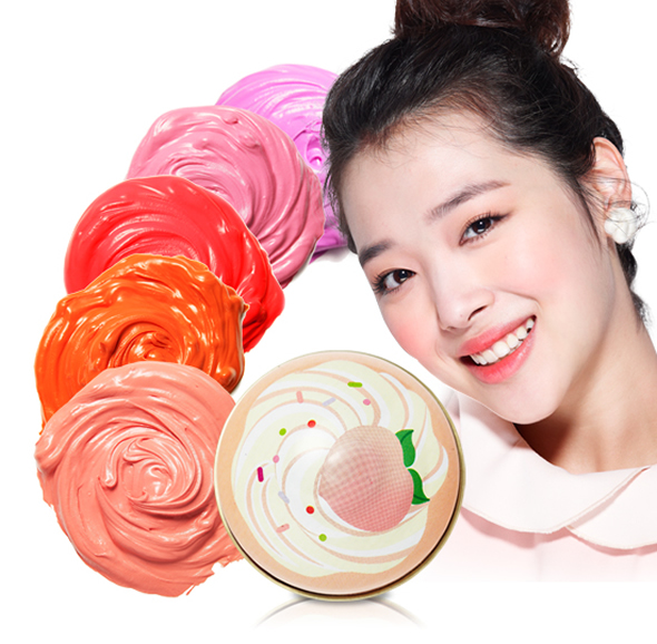 cup cake cll over color Desserts inspired Etude House Sweet Recipe Makeup Collection!