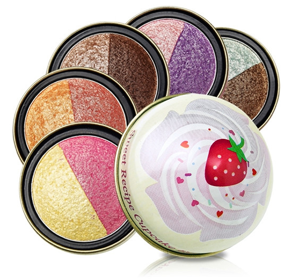 etude eye Desserts inspired Etude House Sweet Recipe Makeup Collection!